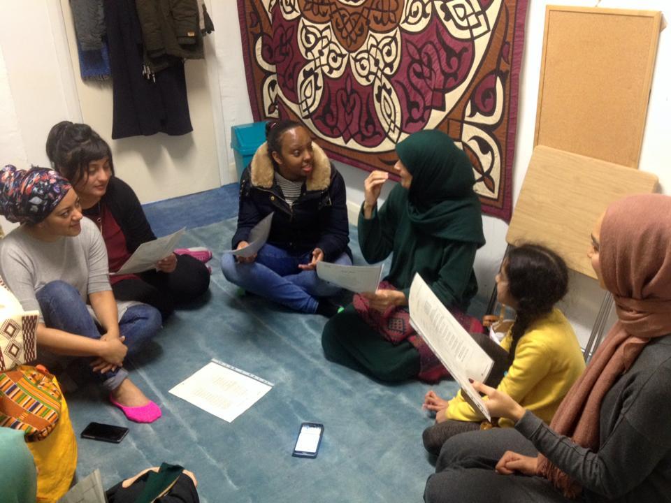National Daff Workshops – Ladies