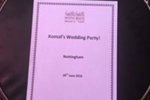 Wedding and Parties