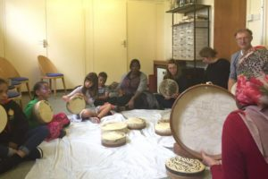 Drumming at the Festivals and Carnivals…